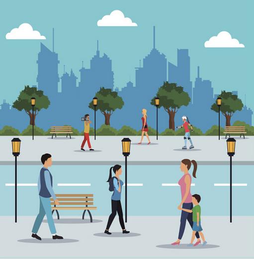 WebMD:散步可以帮助缓解膝关节骨性关节炎